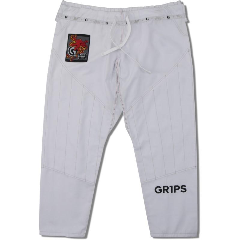 GR1PS 柔術衣 アーテ・スアヴェ� 白