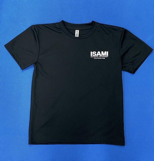 福岡イサミオリジナル ISAMIドライTシャツ