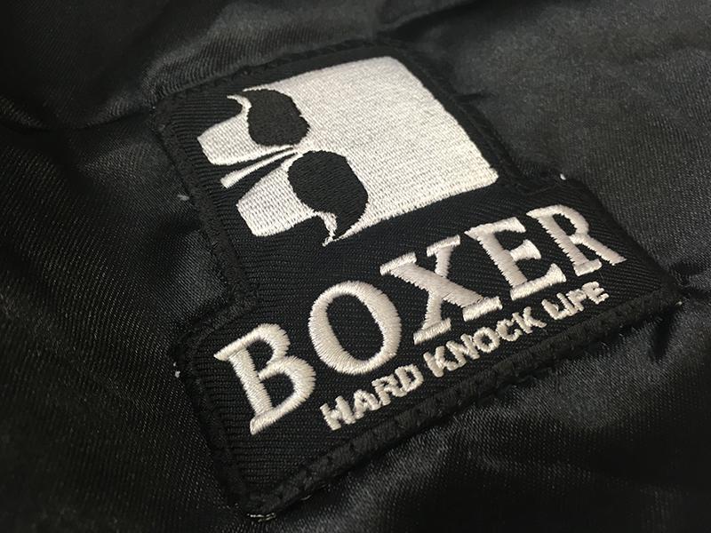 BOXER ロングトランクス