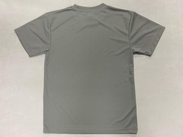 福岡イサミオリジナル ISAMIドライTシャツ(グレー)