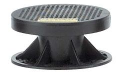 フクビ化学工業 屋外用樹脂製支持脚〔マルチポスト 1A型〕