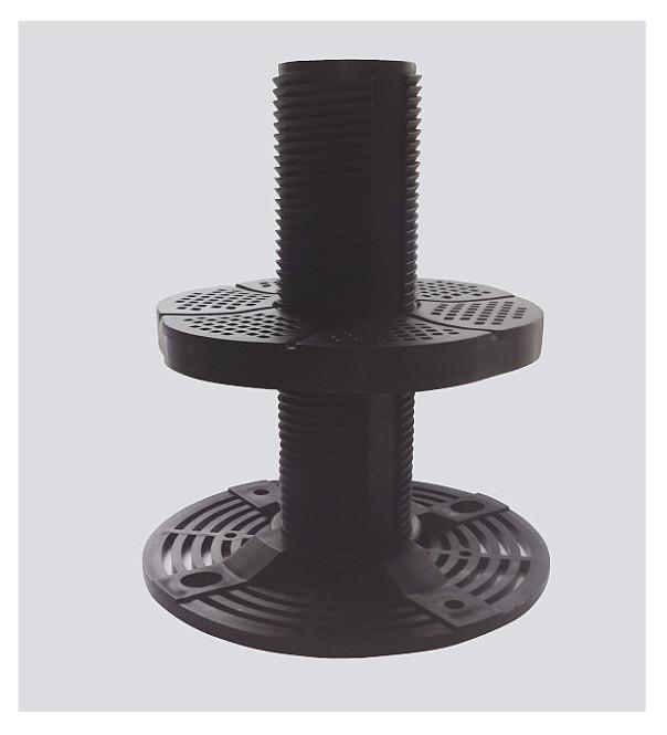 フクビ化学工業 屋外用樹脂製支持脚〔マルチポストBC型〕