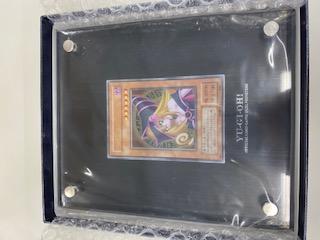 ブラック・マジシャン・ガール (※ステンレス製) ウルトラレア No.5923