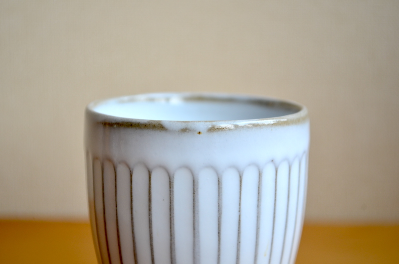 フリーカップ(しのぎ):ミルクシリーズ