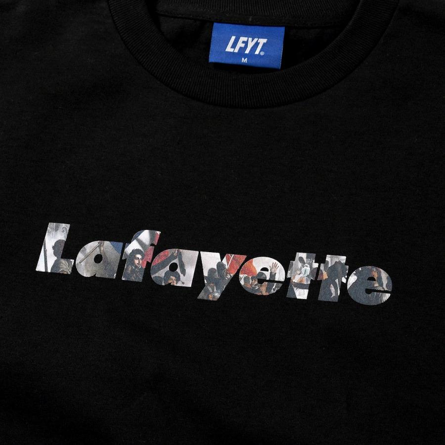 LFYT : FRENCH REVOLUTION Lafayette LOGO TEE