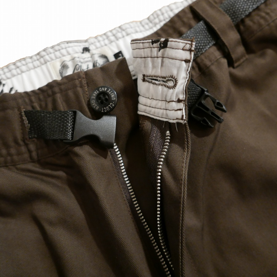 CLUCT : BOYD [CHINO PANTS]