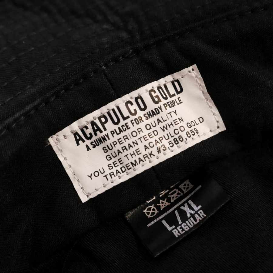 ACAPULCO GOLD : BUCKET HAT