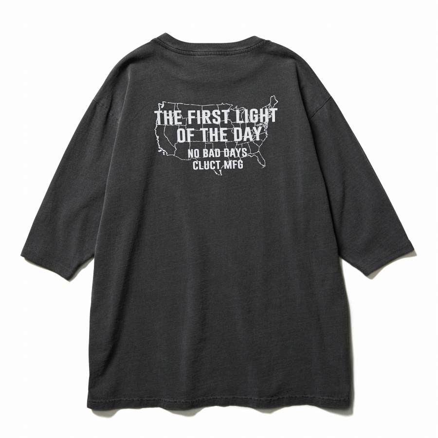 CLUCT : THE DAY [3/4 TEE]