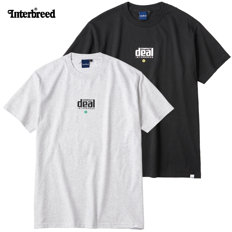 INTERBREED : Small Business SS Tee