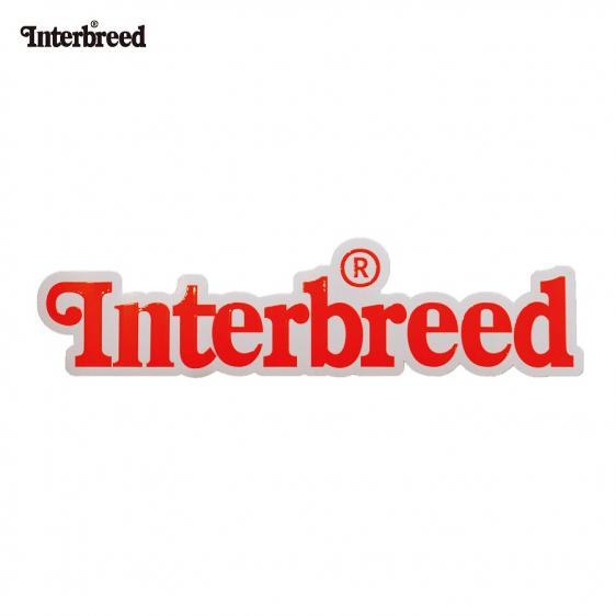 INTERBREED : Archive Logo Sticker