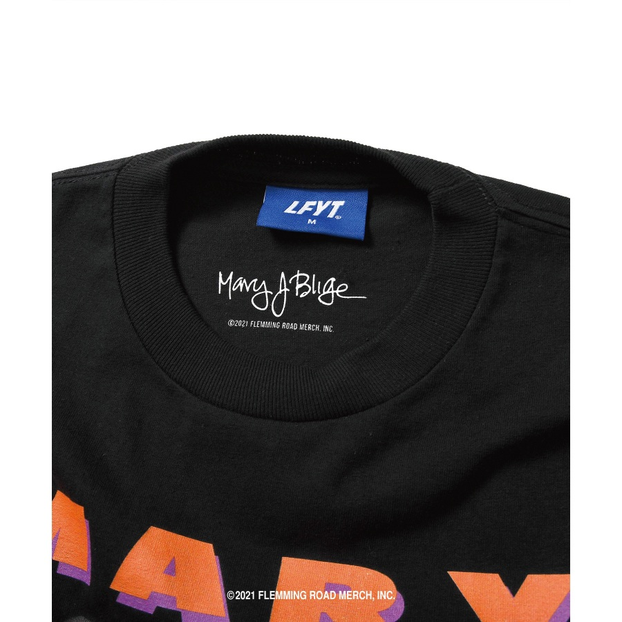 LFYT : LFYT X MARY J.BLIGE - REAL LOVE TEE