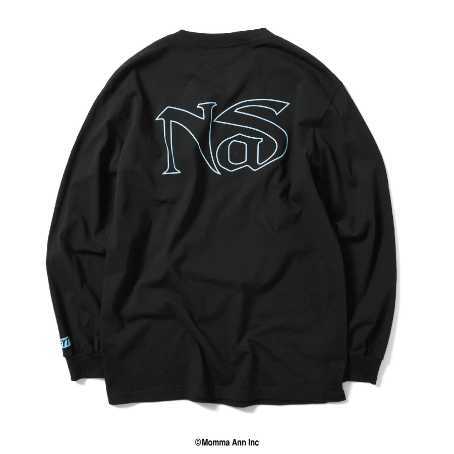 LFYT : LFYT X NAS - WORLD IS YOURS L/S TEE