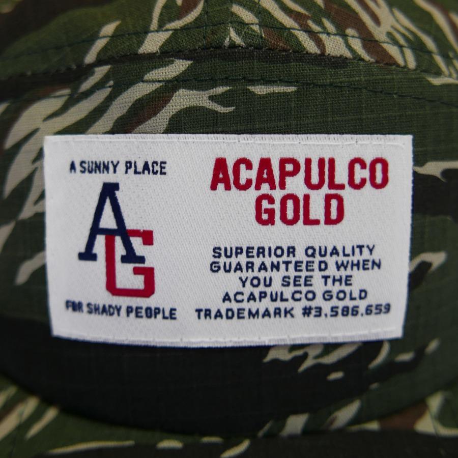ACAPULCO GOLD : AG CAMP CAP