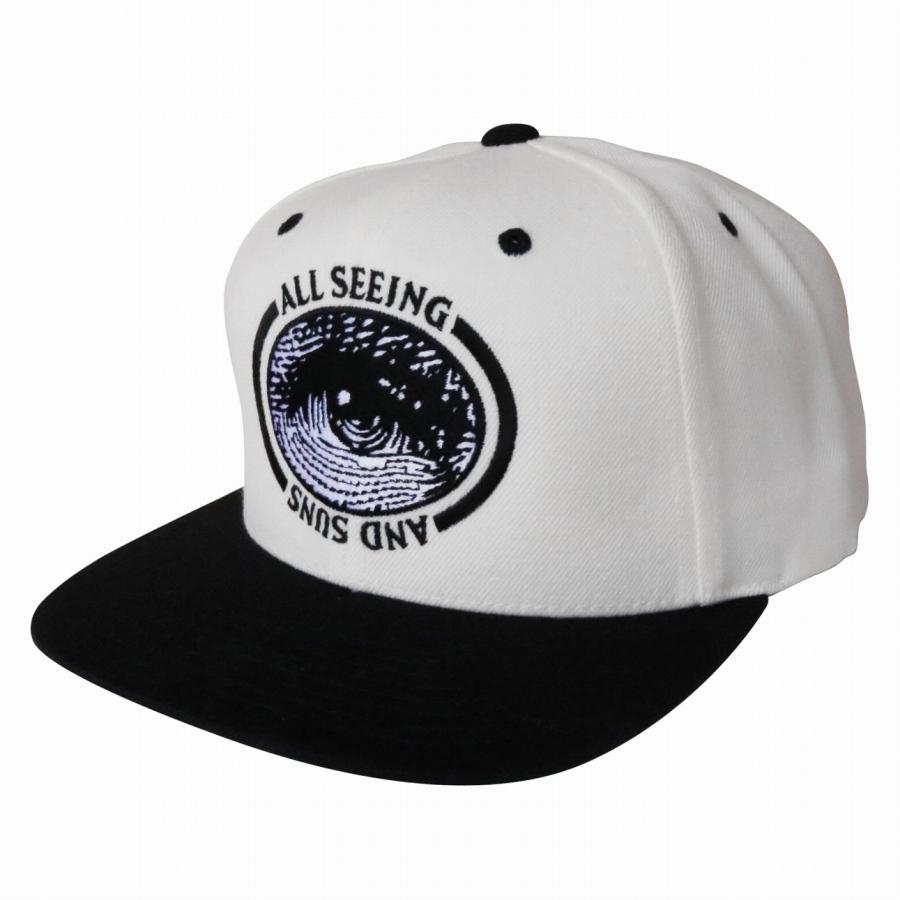 ANDSUNS : ALL SEEING BASEBALL CAP