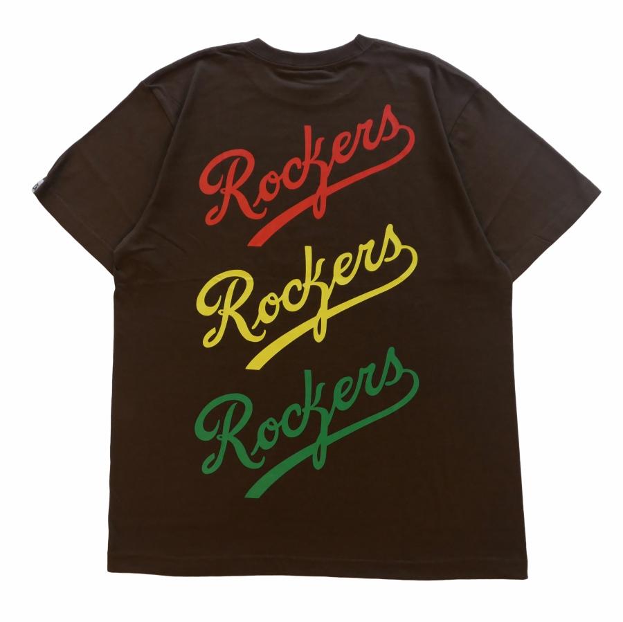 ANDSUNS : BROOKLYN ROCKERS TEE