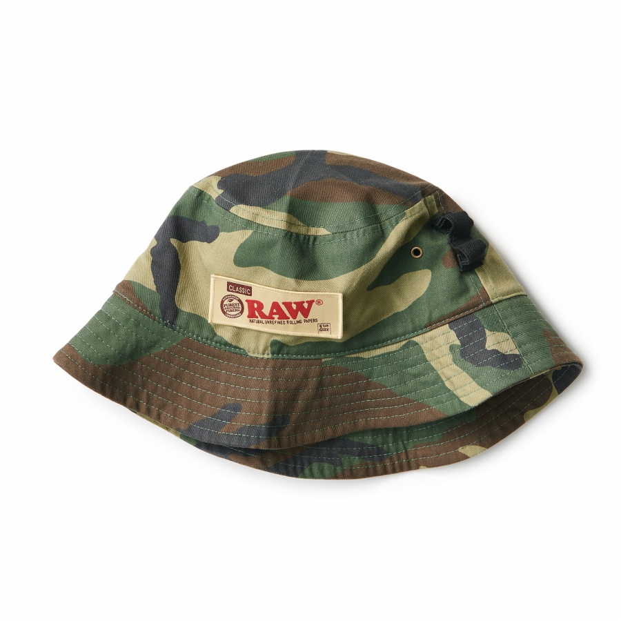 "INTERBREED : RAW × INTERBREED ""Rollers Bucket Hat"""