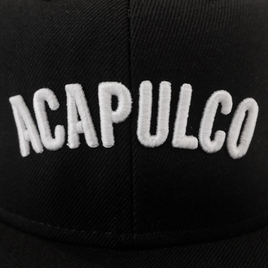 ACAPULCO GOLD : STANDARD 6 PANEL SNAPBACK