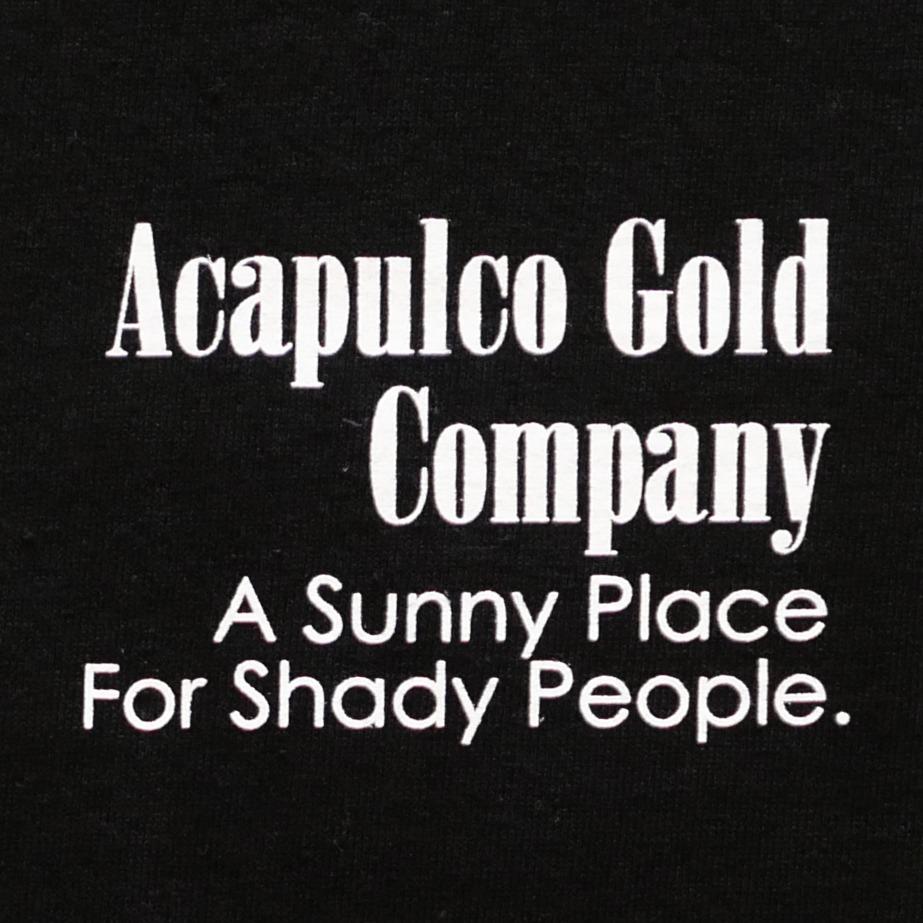 ACAPULCO GOLD : AGC TEE