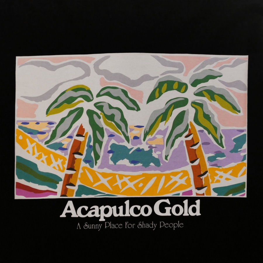 ACAPULCO GOLD : UNSPOILED TEE
