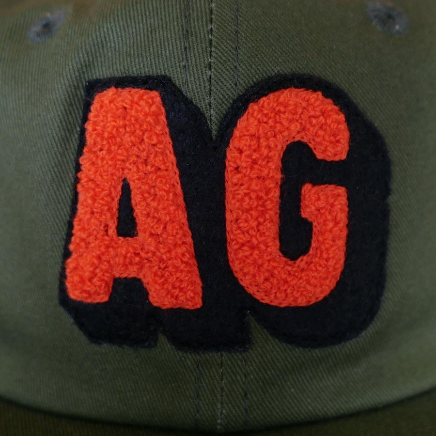 ACAPULCO GOLD : AG PATCH 6 PANEL CAP