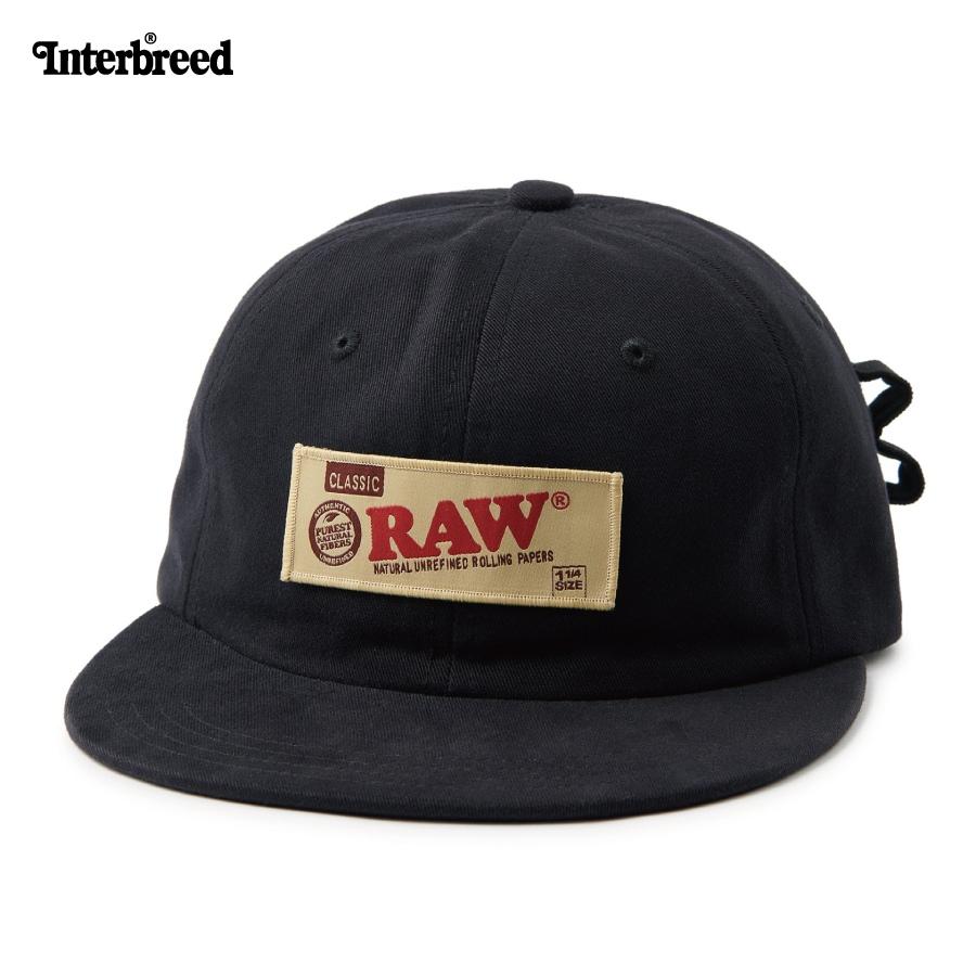 """INTERBREED : RAW × INTERBREED """"Rollers Cap"""""""