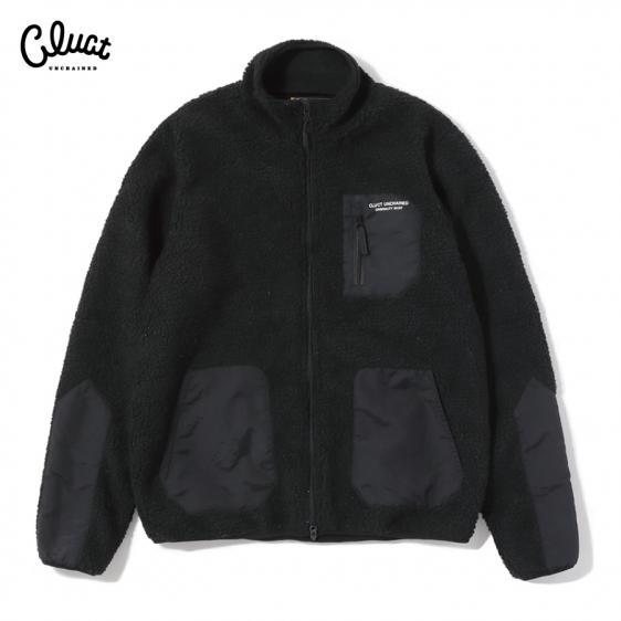 CLUCT : CLT-FLEECE JKT