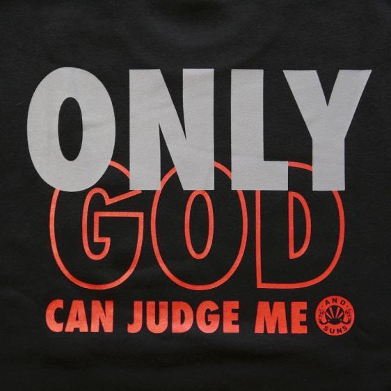 ANDSUNS : ONLY GOD CREWNECK