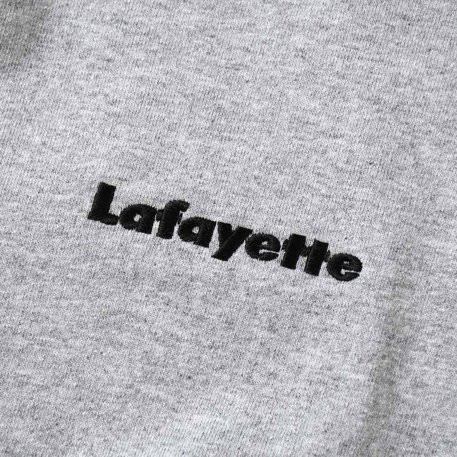 LFYT : SMALL Lafayette LOGO L/S TEE