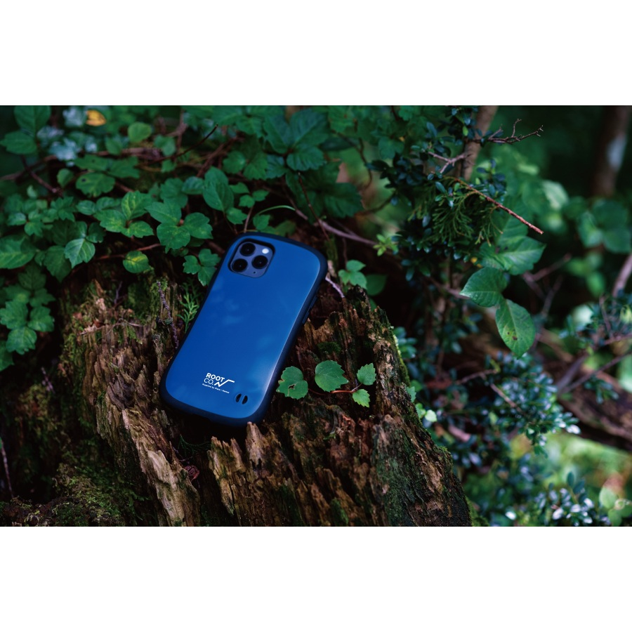 ROOT CO. : [iPhone12/12Pro専用] GRAVITY Shock Resist Case. /ROOT CO.×iFace Model (NAVY)