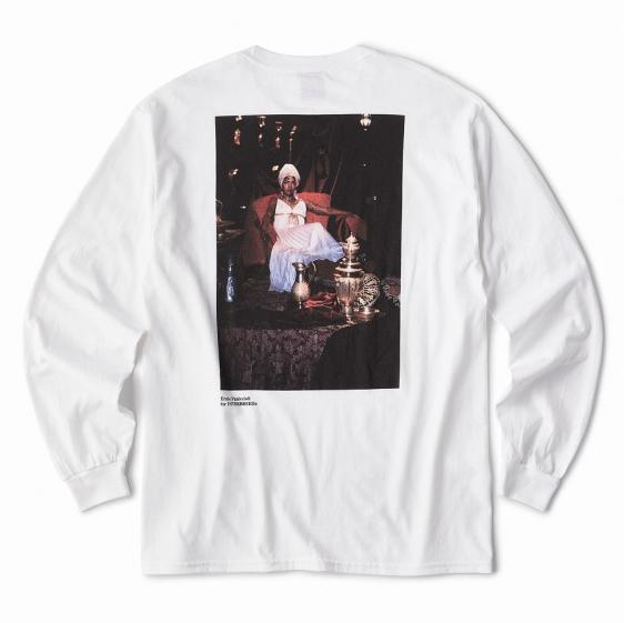 "INTERBREED : Ernie Paniccioli for INTERBREED ""Queen L.Boogie L/S Tee"""