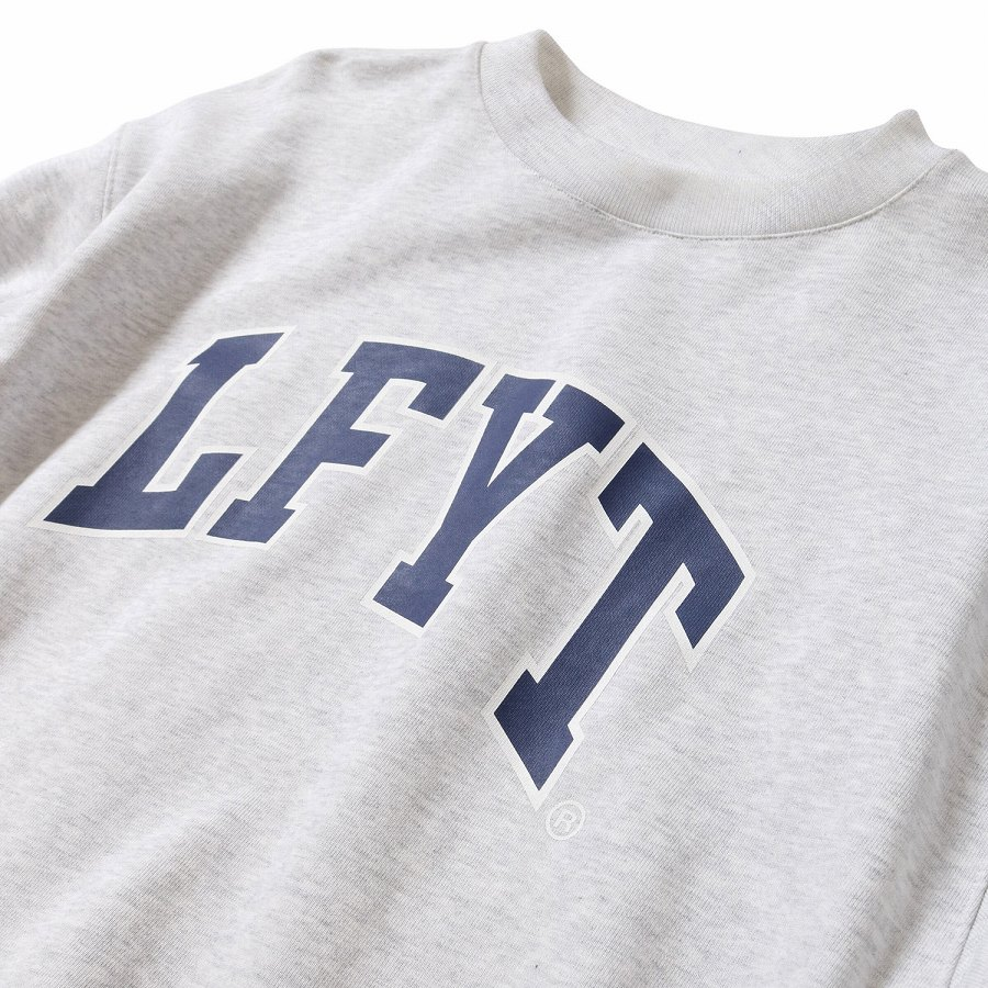 LFYT : LFYT ARCH LOGO CREWNECK SWEATSHIRT
