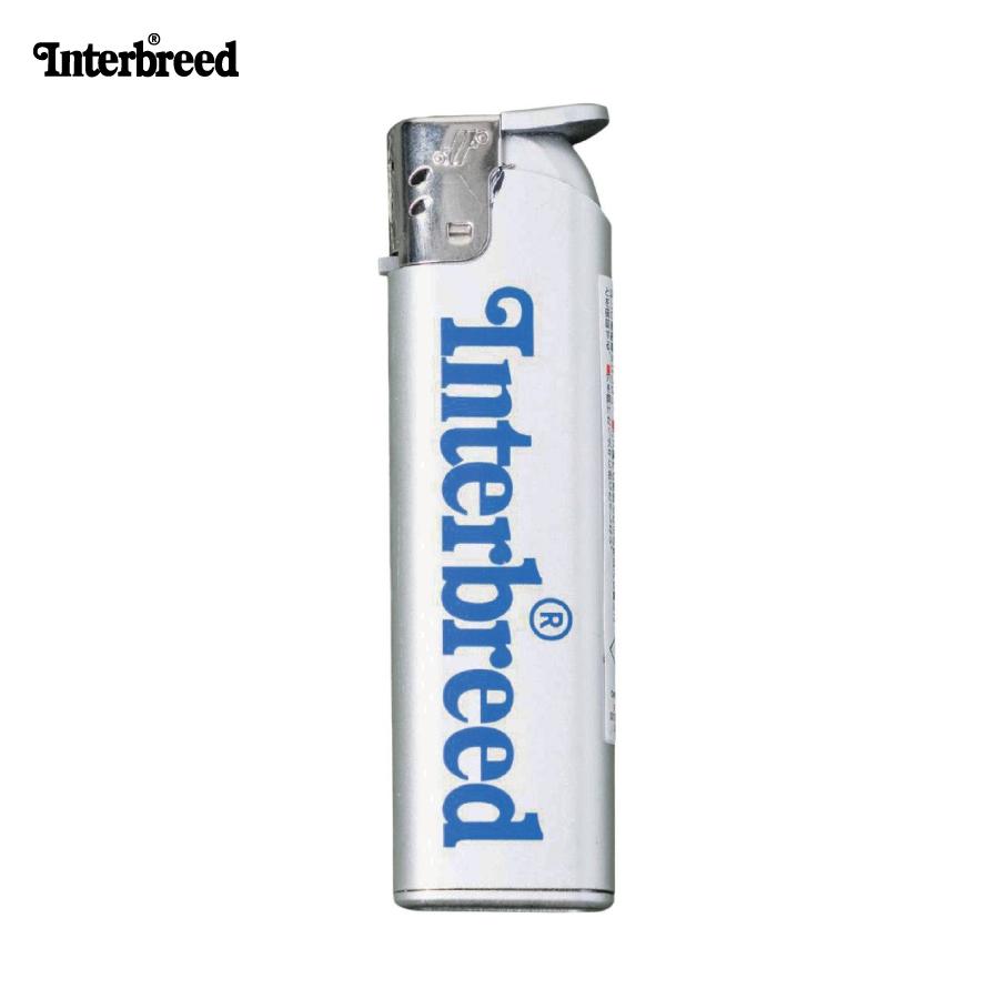 INTERBREED : Metallic Logo Lighter