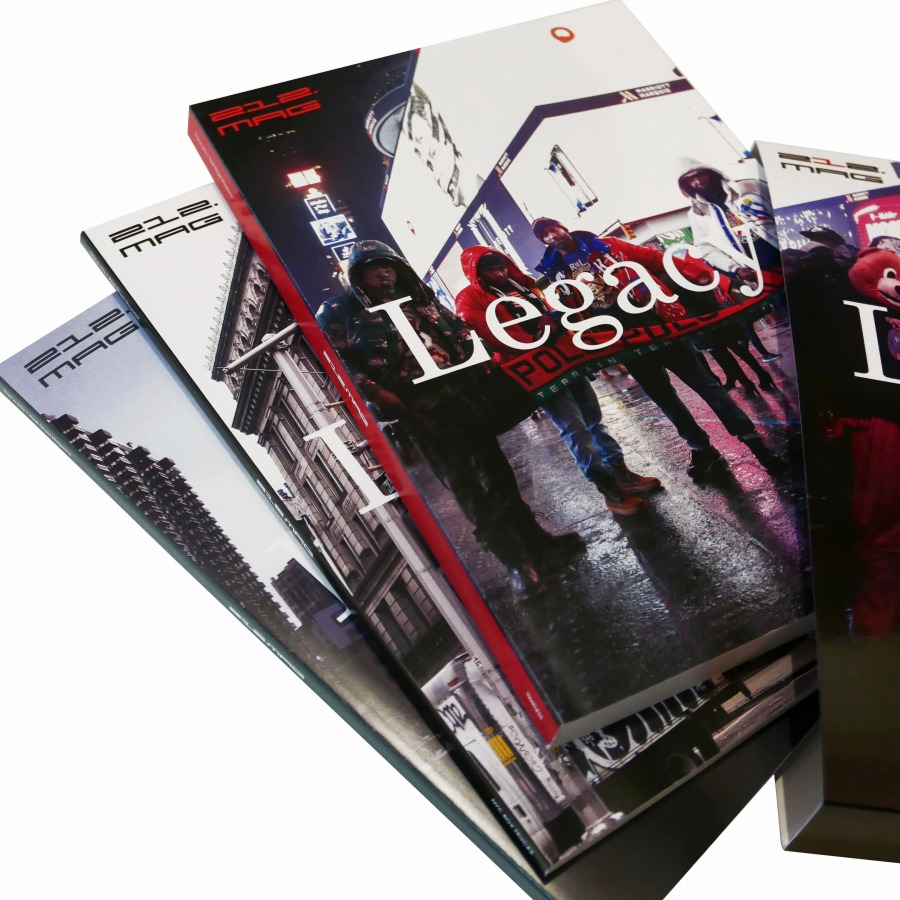 "212.MAG : ""Legacy The BOXXX"" -Three Issues in One Box-"