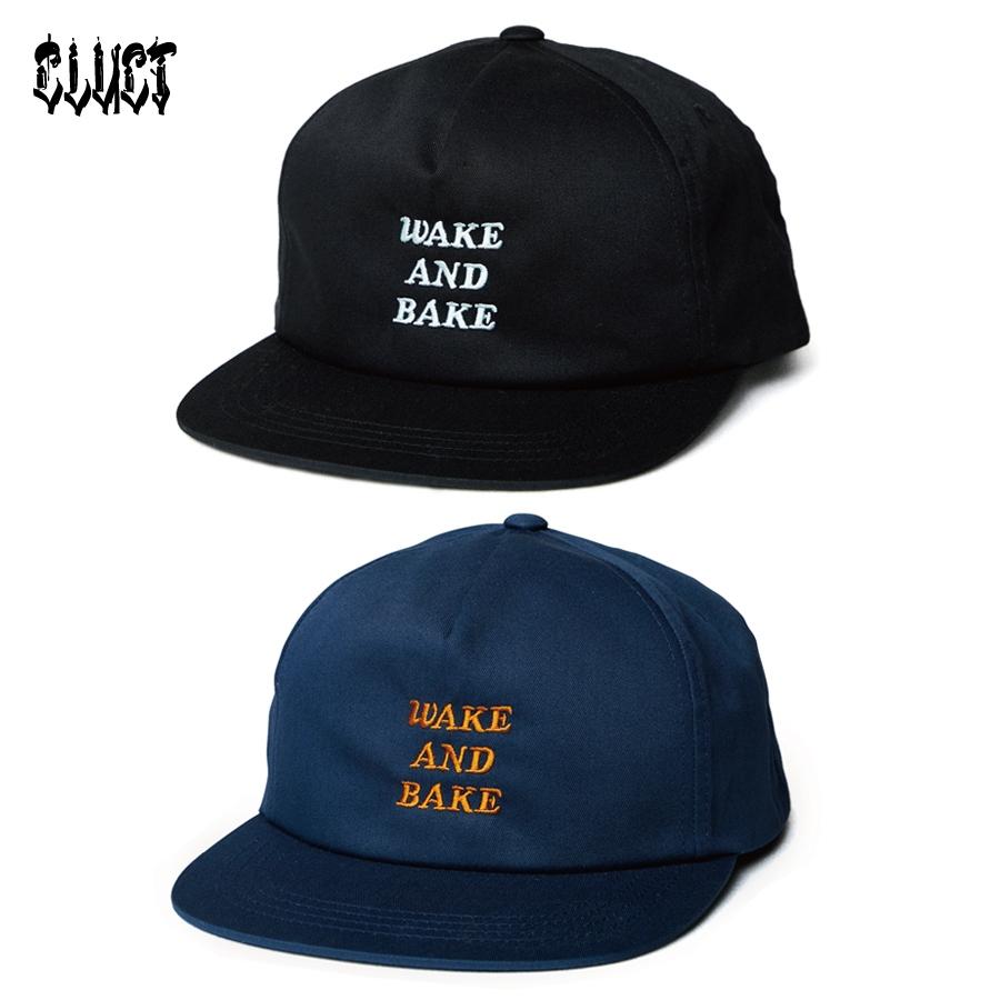 CLUCT : WAKE AND BAKE [CAP]