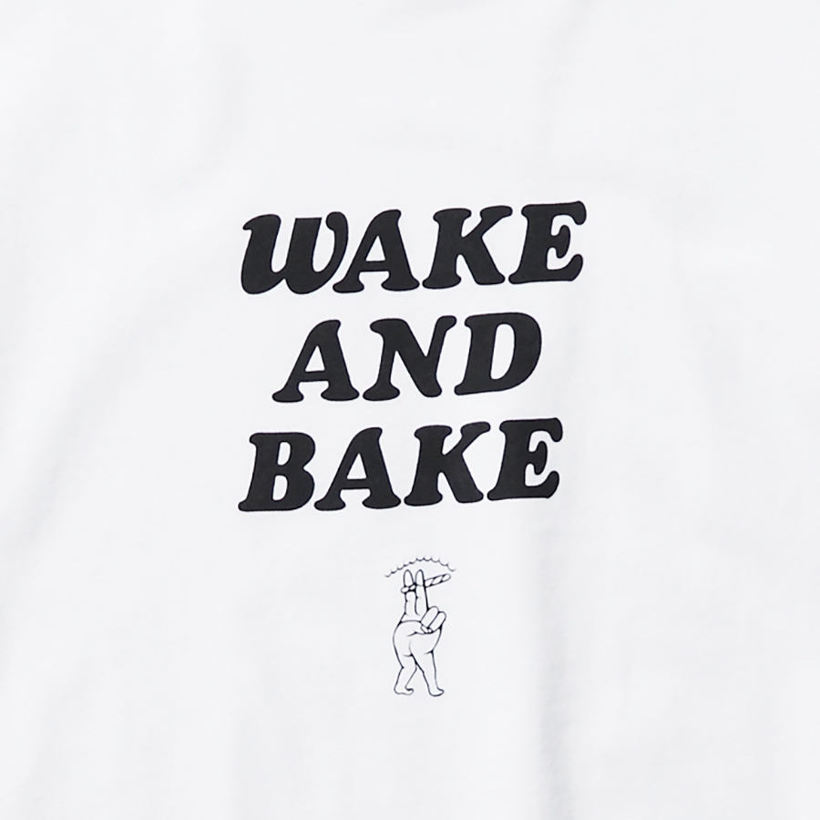 CLUCT : WAKE AND BAKE [S/S TEE]