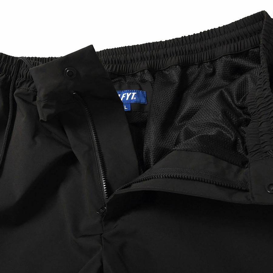 LFYT : REFLECTOR TRACK PANTS