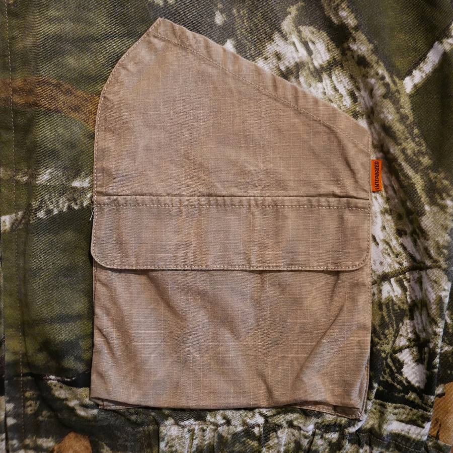 INTERBREED : Field Game Jacket