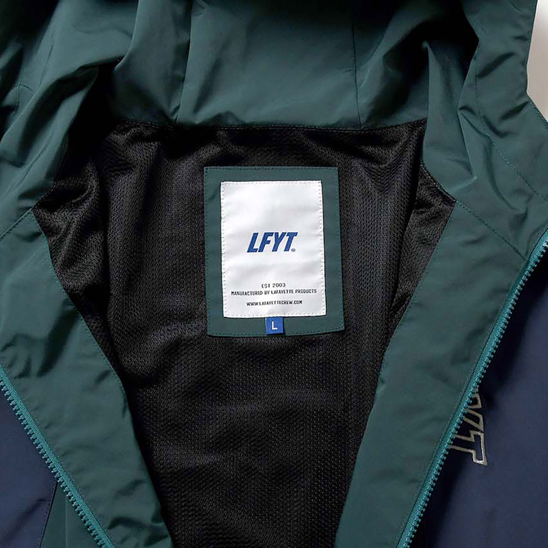 LFYT : REFLECTOR TRACK JACKET