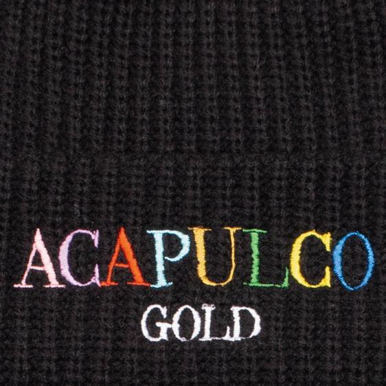 ACAPULCO GOLD : MULTI CABLE BEANIE