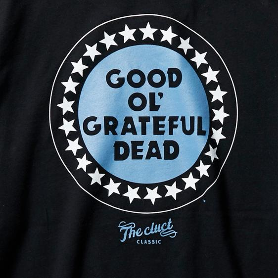 CLUCT × GRATEFUL DEAD : GOOD OL' L/S TEE
