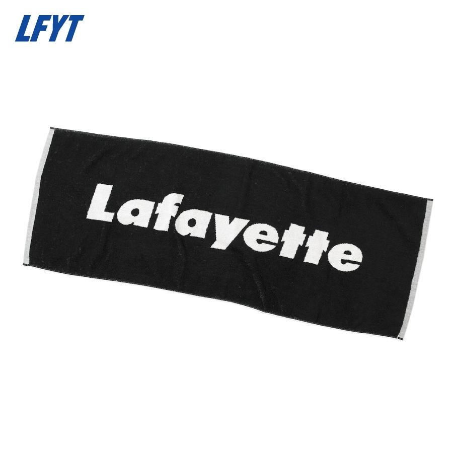 LFYT : LAFAYETTE LOGO JACQUARD TOWEL