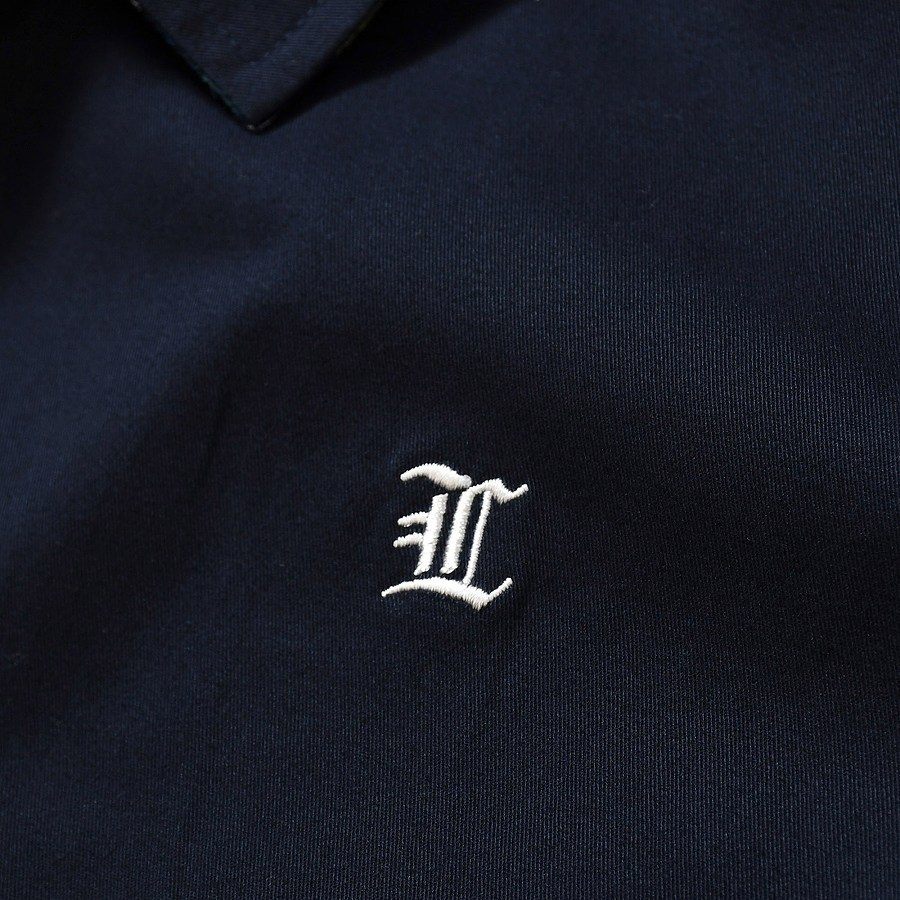 LFYT : L LOGO COTTON WINDBREAKER