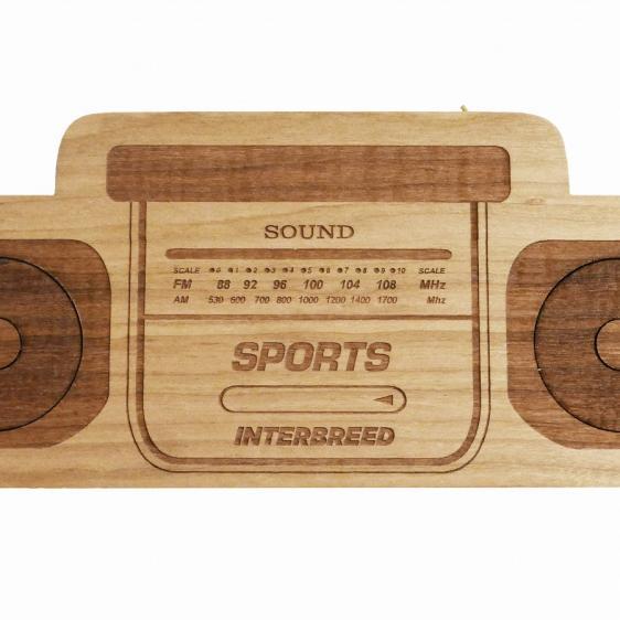 INTERBREED : INTERBREED x Sound Shop balansa