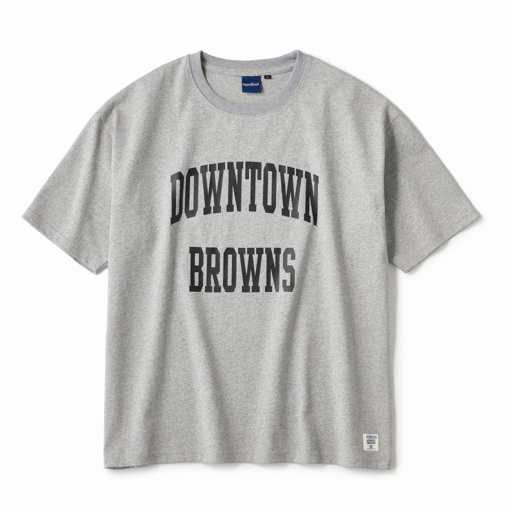 INTERBREED : BROWNS College SS Tee