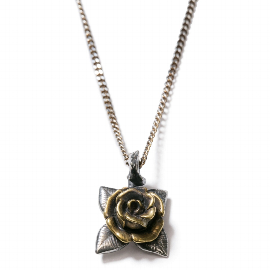 CLUCT : ROSE NECKLACE
