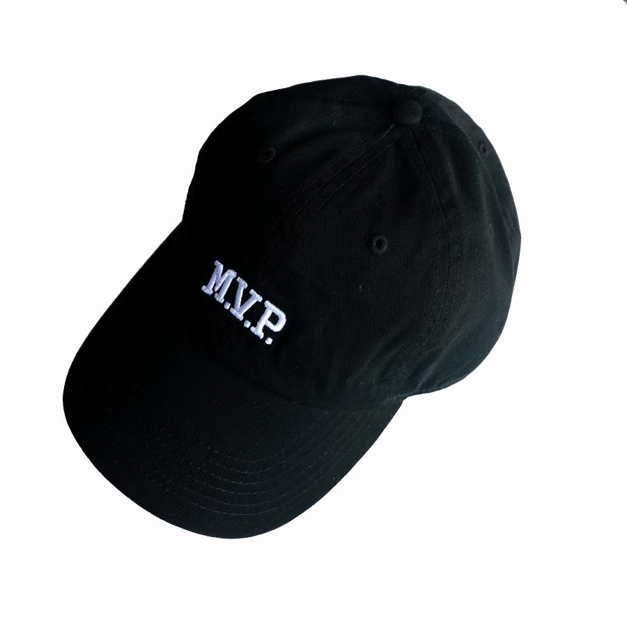 M.V.P. : Embroidery M.V.P. Logo 6P Dad Cap
