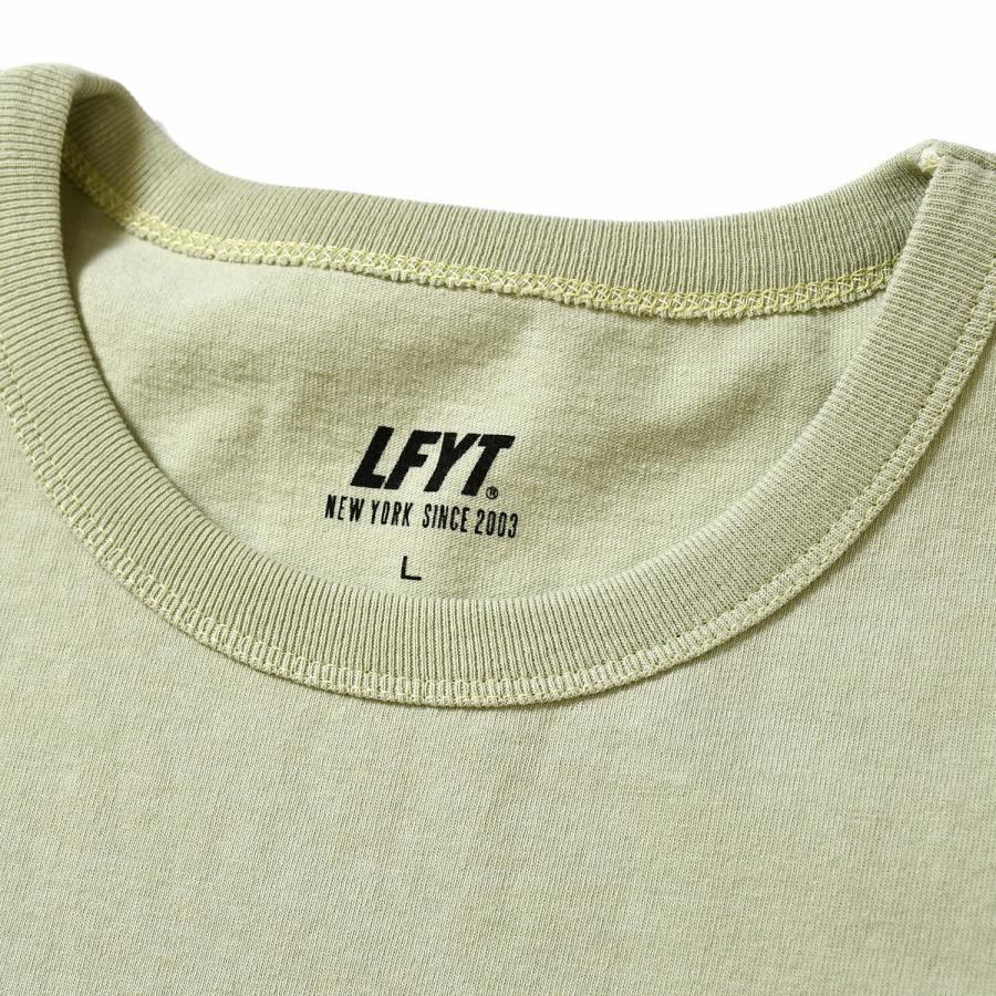 LFYT : SOLID POCKET TEE