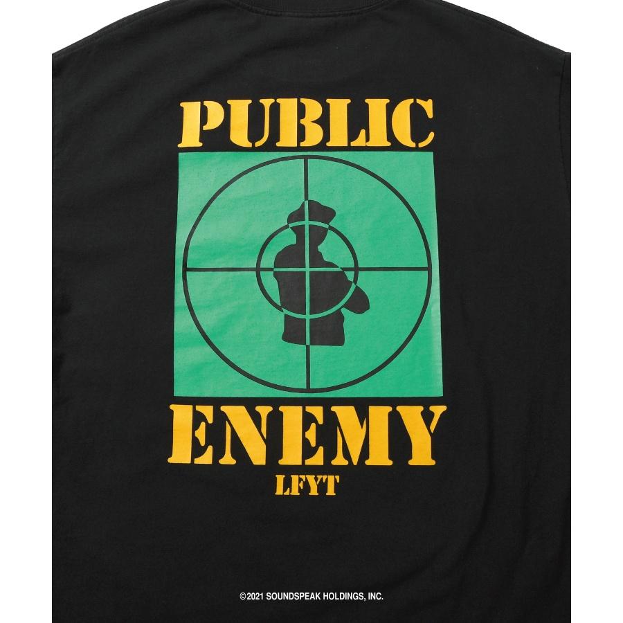 LFYT : LFYT X PUBLIC ENEMY - TARGET TEE