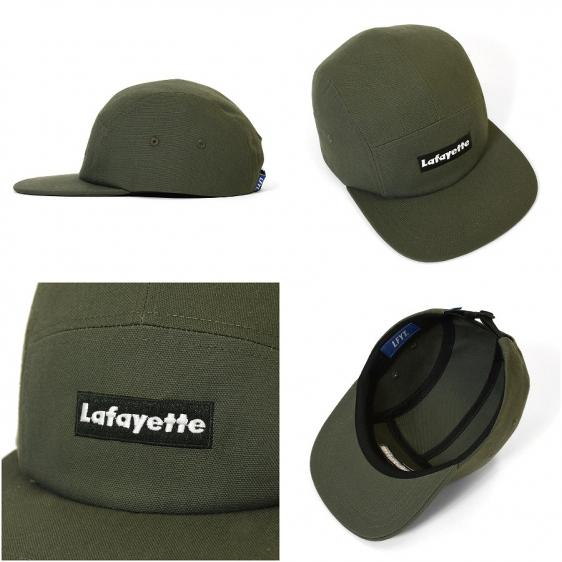 LFYT : WORKERS SMALL LOGO DUCK CAMP CAP