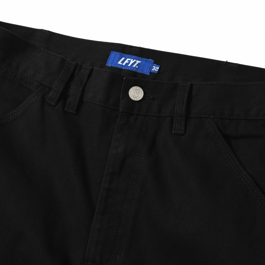LFYT : WORKERS DOUBLE KNEE DUCK PAINTER PANTS